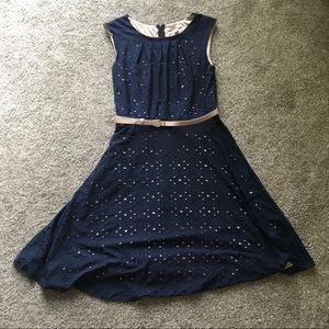 Dress Barn A Line dress.